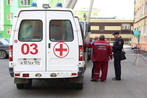 В России почти половина машин скорой помощи требует замены. В Норильске ситуация куда оптимистичнее.