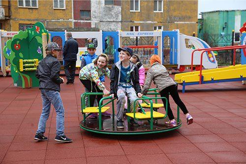 В Норильске пройдут публичные слушания по правилам благоустройства.