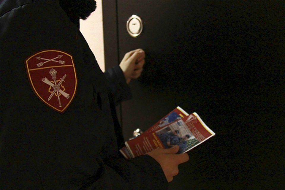 Росгвардия проводит в Норильске Всероссийскую акцию «Безопасный Новый год».