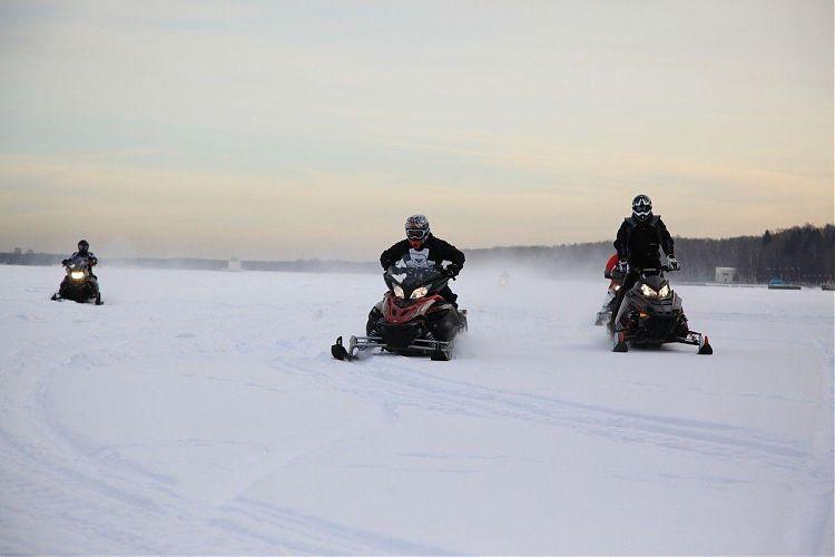 17 тыс. км на снегоходах. Экспедиция «Северная тропа – 2019», стартовавшая сегодня из Мурманска, пройдет через восемь регионов России, в том числе по северу Таймыра.