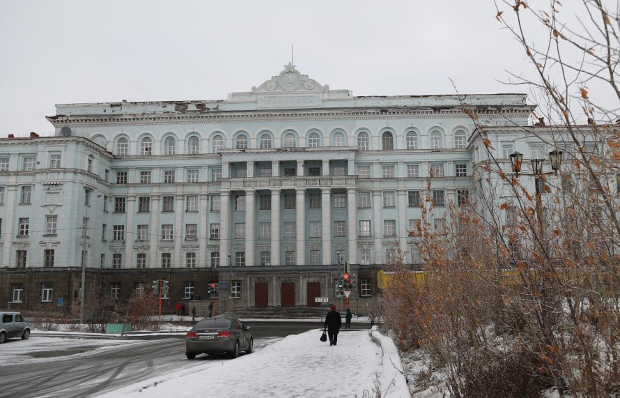 На Арктическом форуме рассказали, как развивается единственный вуз на севере Красноярского края.