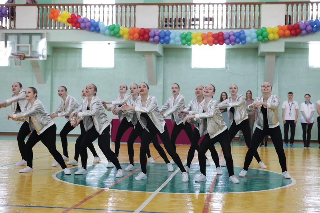 «Команды, на старт!» - в ДФК прошли соревнования в рамках фестивальной недели «Край – наш общий дом».