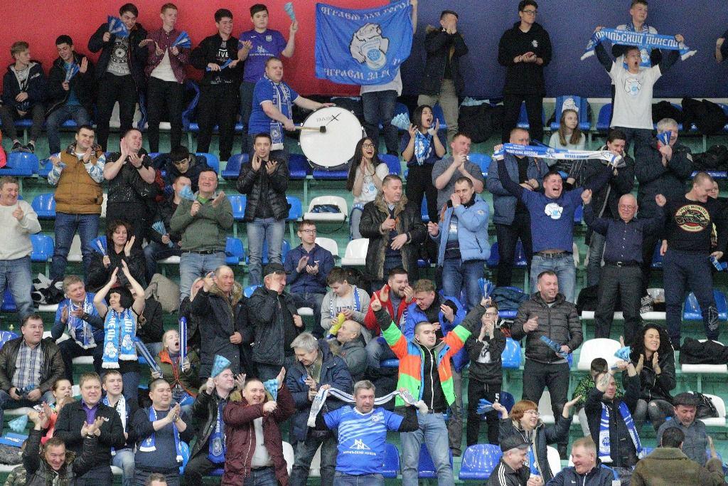 МФК «Норильский никель» приглашает болельщиков на встречу с игроками.