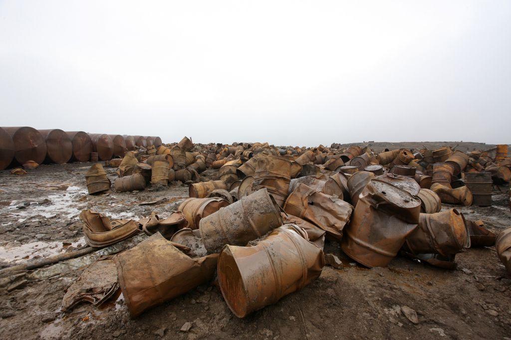 Очисткой Арктики от мусора занимается Министерство обороны страны.