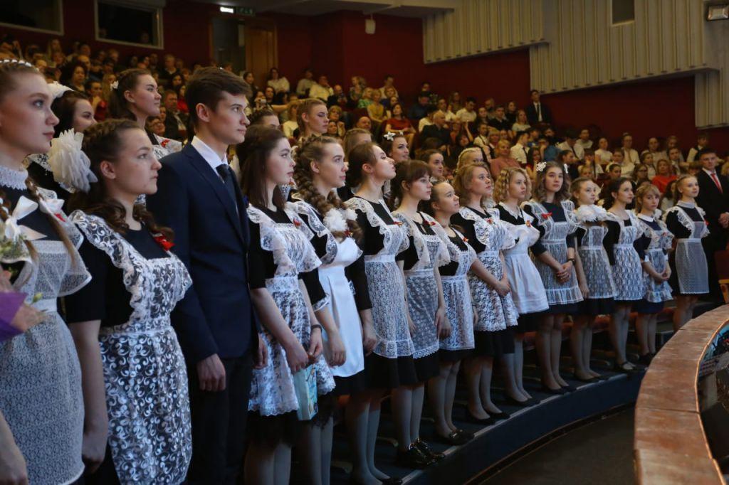 Ровно через месяц, 23 июня, в Норильске пройдут выпускные вечера.