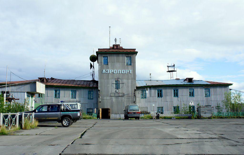 Аэропорт «Хатанга» передали в федеральную собственность.
