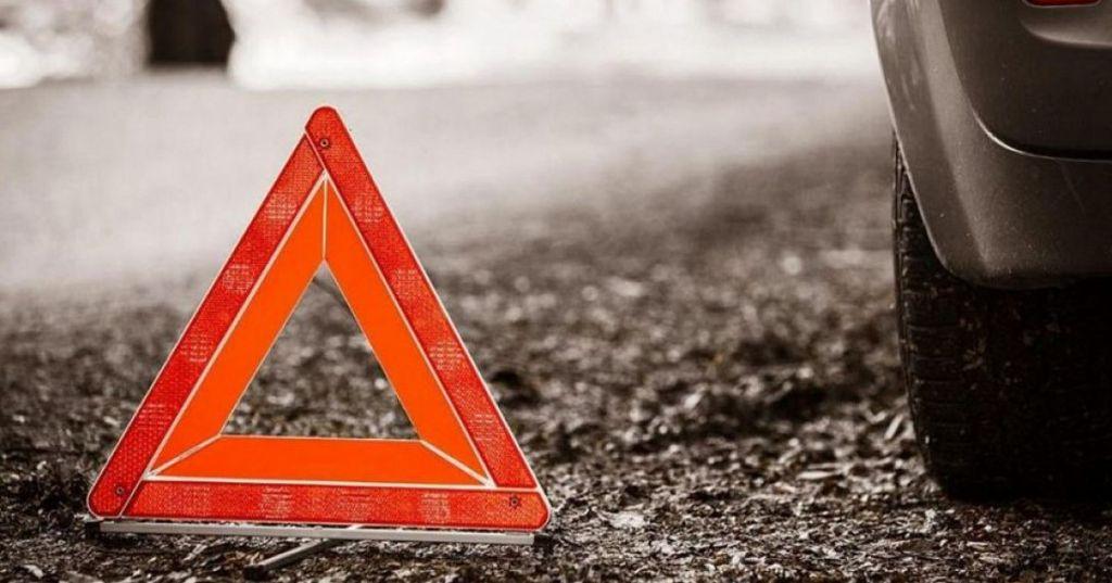 В аварии на улице Красноярской пострадал ребёнок.