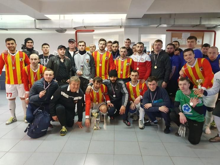В Норильске разыграли Кубок открытия сезона по футболу.