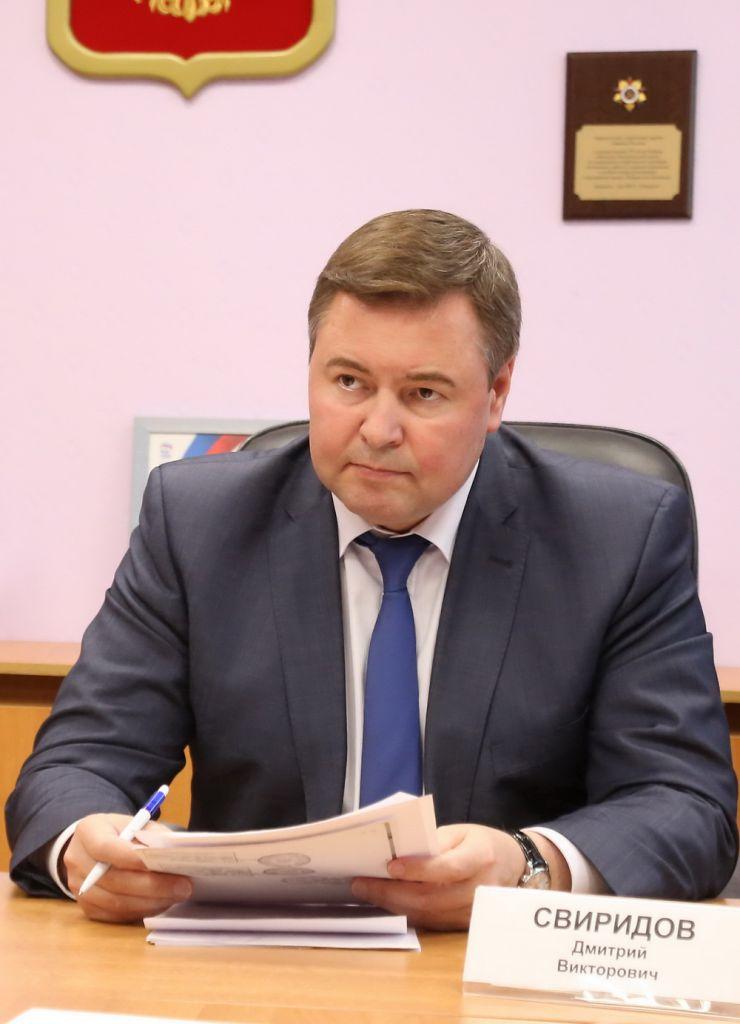 Дмитрий Свиридов: «Необходимо сохранить все социальные обязательства и продолжить мероприятия, связанные с повышением качества жизни норильчан».