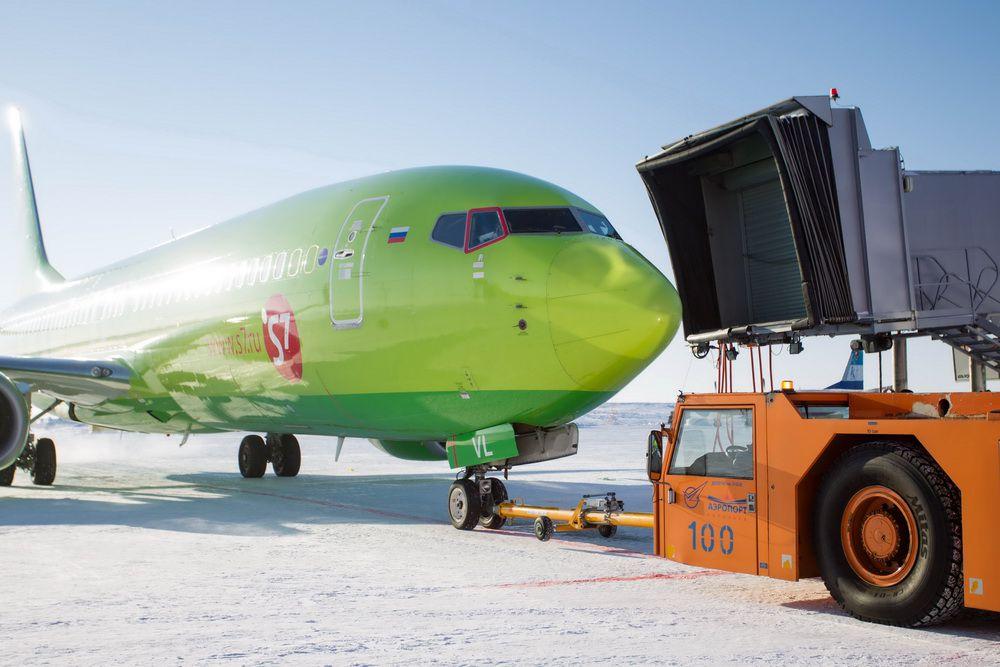 Из Норильска в Москву за три тысячи рублей. Авиакомпания S7 снизила цены на авиабилеты по субсидированным тарифам.