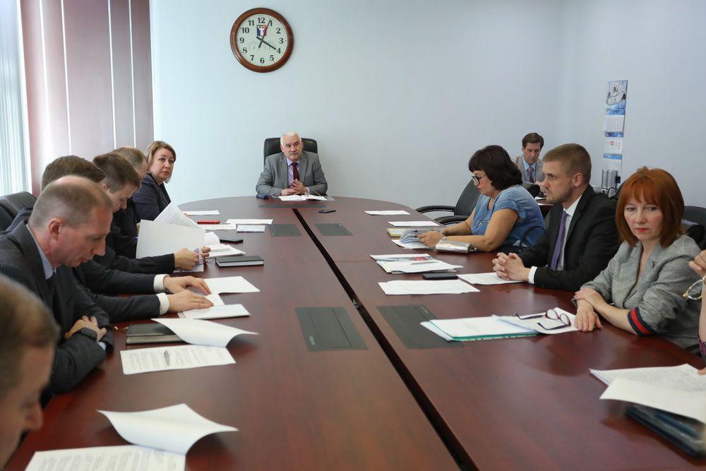 В администрации Норильска состоялось заседание комиссии по социальной профилактике правонарушений.