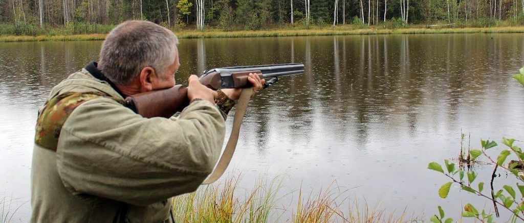 В регионе ввели ограничения на осеннюю охоту.