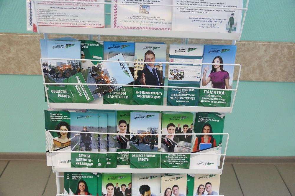 Норильский Центр занятости населения приглашает работодателей на региональную ярмарку вакансий.