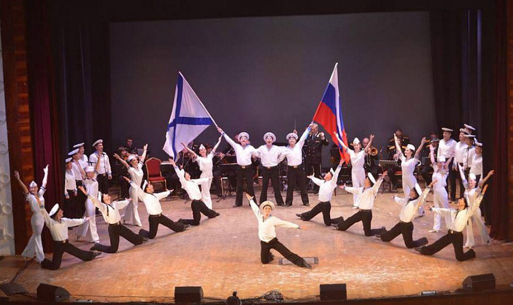 В Норильске пройдут концерты военного оркестра и ансамбля песни и пляски Краснознаменного Северного флота.