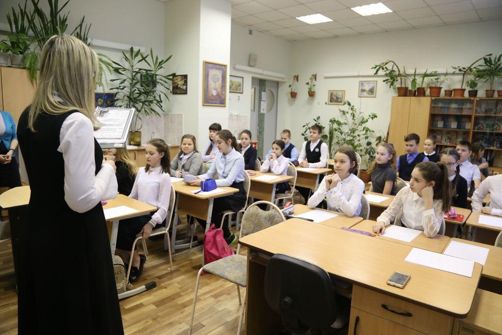 В крае стартует проект «Билет в будущее» для профориентации школьников.