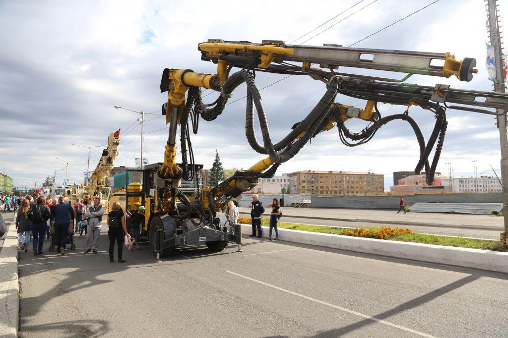 В выходные Норильск с размахом отметит День шахтёра.