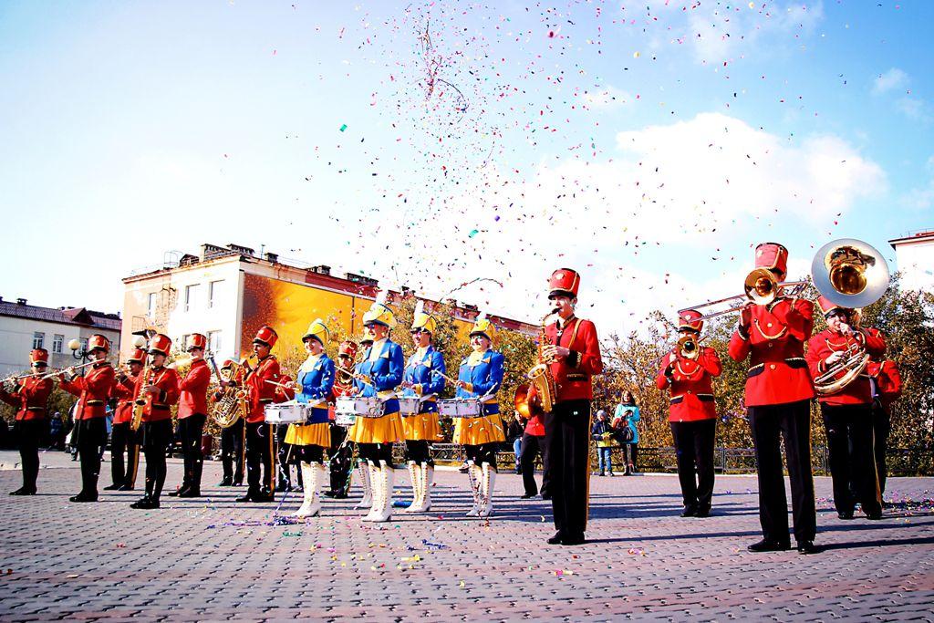 «Брасс-банда» - на Красной площади: сегодня в Москве открывается фестиваль «Спасская башня», на котором выступит и знаменитый норильский оркестр.
