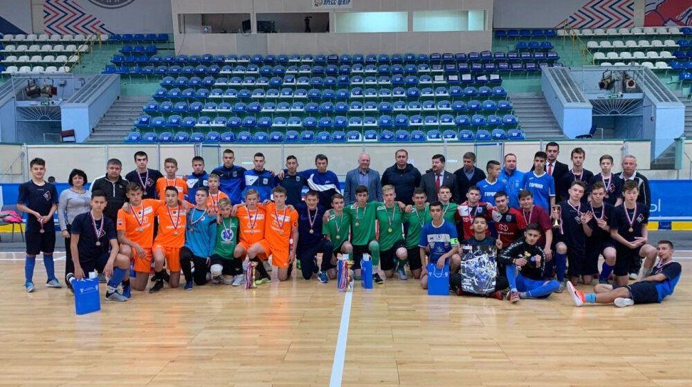 В Норильске прошёл четвёртый юношеский турнир по мини-футболу «Полярный Мишка».