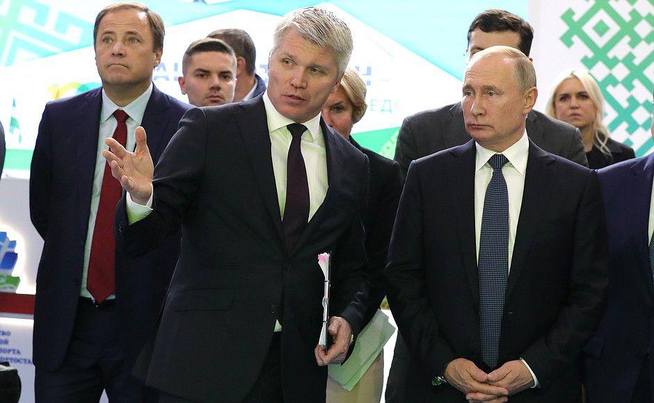 Путин предложил проработать налоговые льготы для компаний, вкладывающих средства в развитие спортивной инфраструктуры.