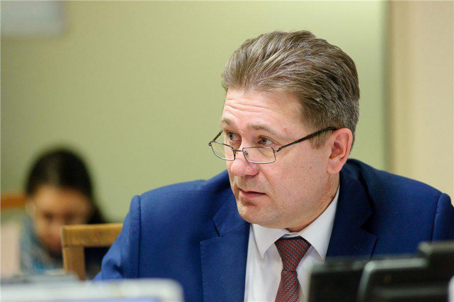 В Норильске с рабочим визитом находится министр промышленности, энергетики и жилищно-коммунального хозяйства Красноярского края Евгений Афанасьев.