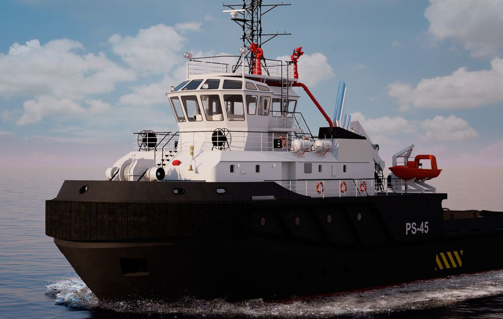 Морская спасательная служба получит к 2024 году 16 судов ледового класса.