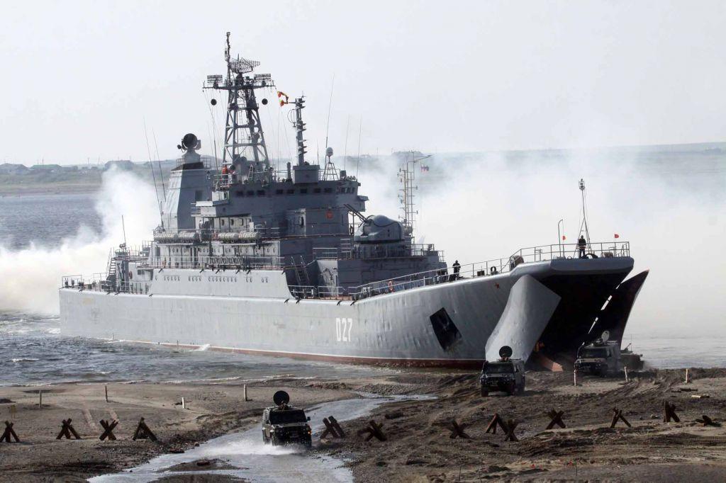 Арктический рубеж. Северный флот может получить статус пятого военного округа.