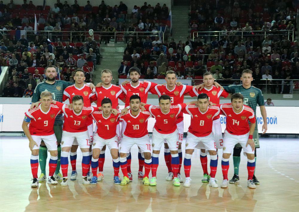 Трое игроков «Норильского никеля» вызваны в сборную России по мини-футболу.