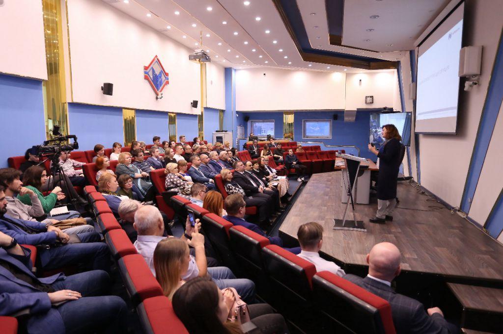 В Норильском государственном индустриальном институте завершились слушания по программе развития учреждения до 2025 года.