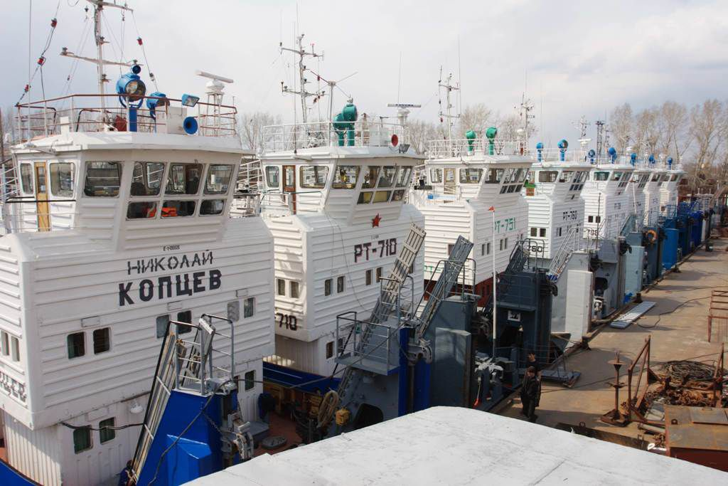 Енисейское пароходство завершило перевозки нефтеналивных грузов в навигацию-2019.