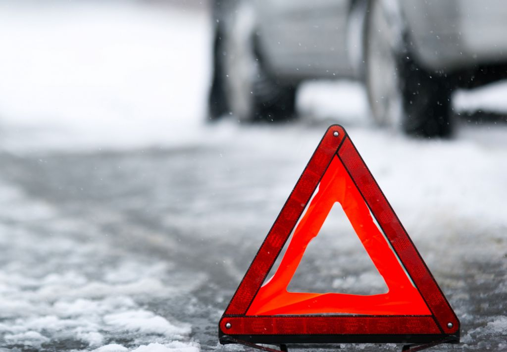 В Талнахе водитель сбил на пешеходном переходе подростка.