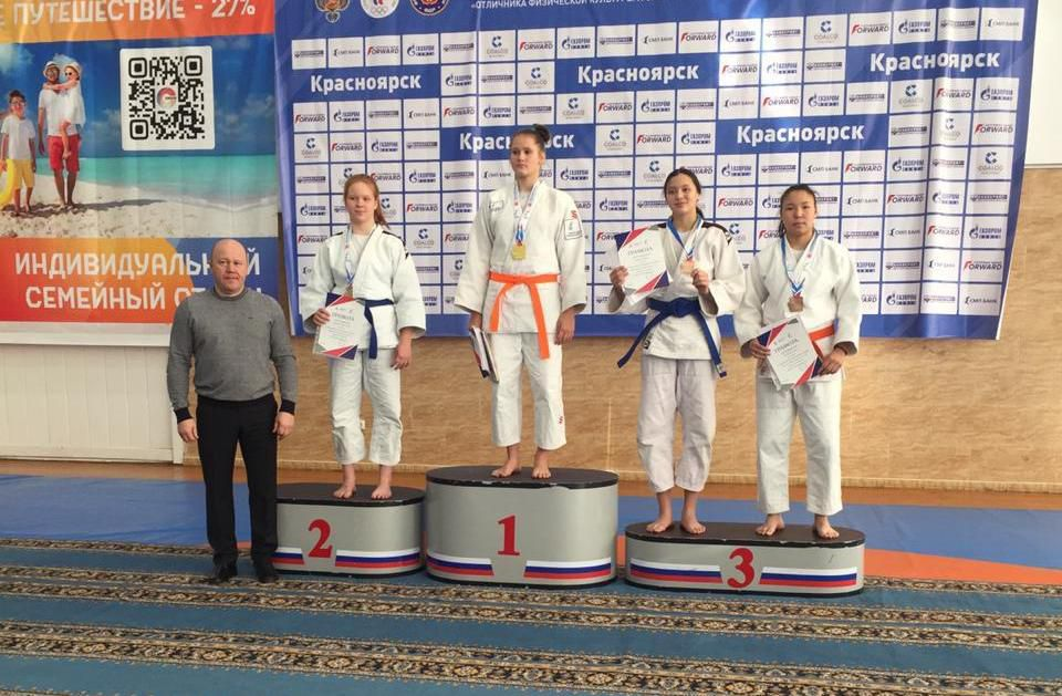 Норильчане выступили на всероссийских соревнованиях по дзюдо памяти Г.И. Михеева.