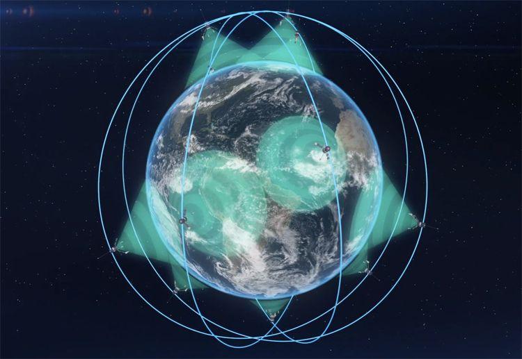 Один из филиалов станции спутниковой связи «Гонец» откроют в Норильске.