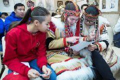 Участниками II Молодёжного форума коренных малочисленных народов Таймыра стали более 70 молодых таймырцев.