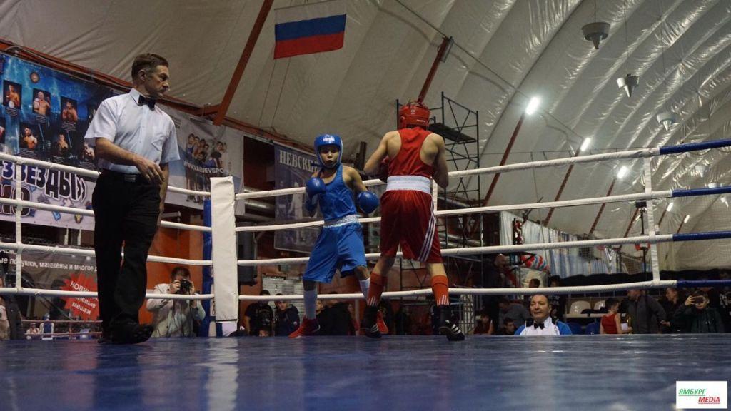 Норильские боксёры привезли четыре медали с всероссийского турнира «Невские звёзды».