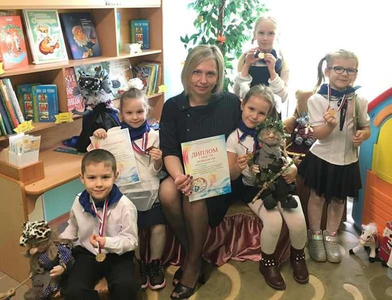За самый здоровый образ жизни. Детский сад «Северок» победил в региональном конкурсе.