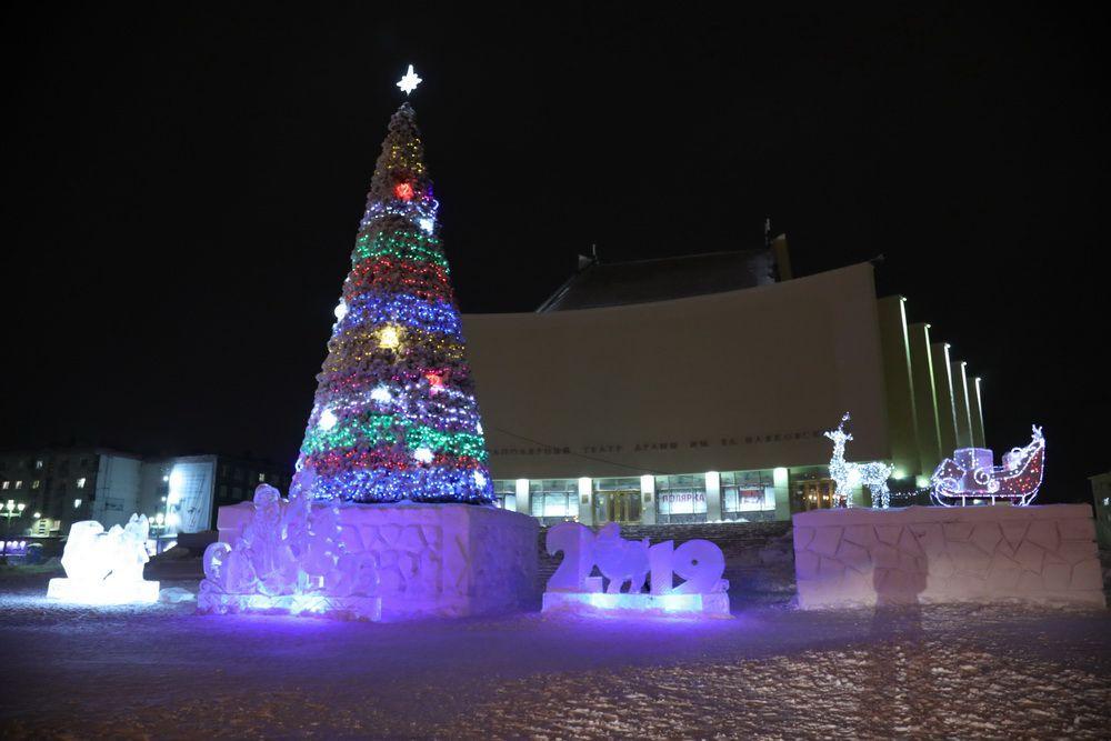 В Новый год норильский театр напомнит маленьким норильчанам о Снежной королеве.