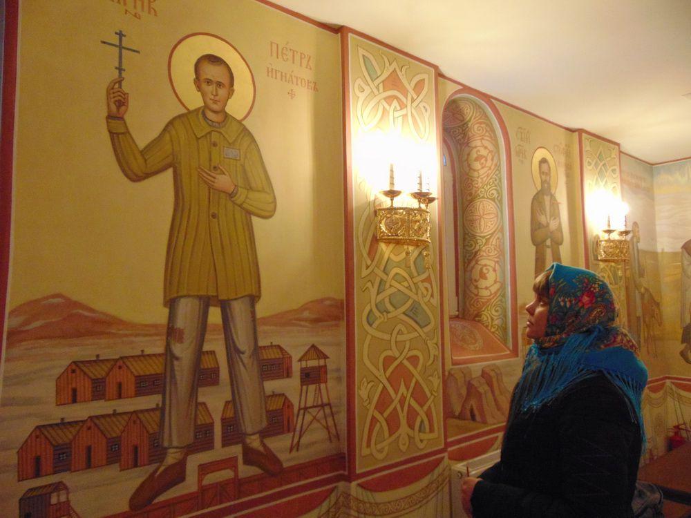 Сегодня православные отмечают день памяти новомученика Петра Игнатова, сосланного за веру в Норильлаг.
