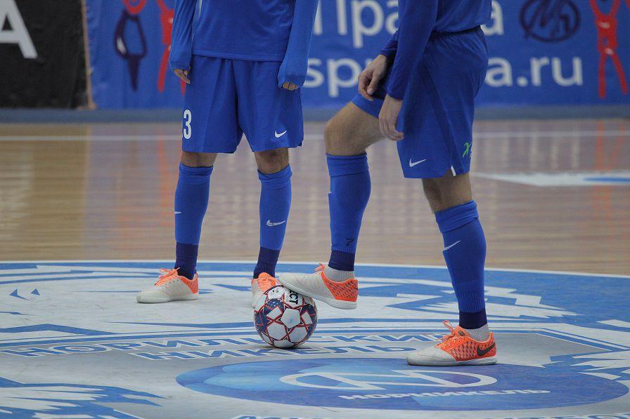 МФК «Норильский никель» встретится с бронзовым призёром прошлого сезона.
