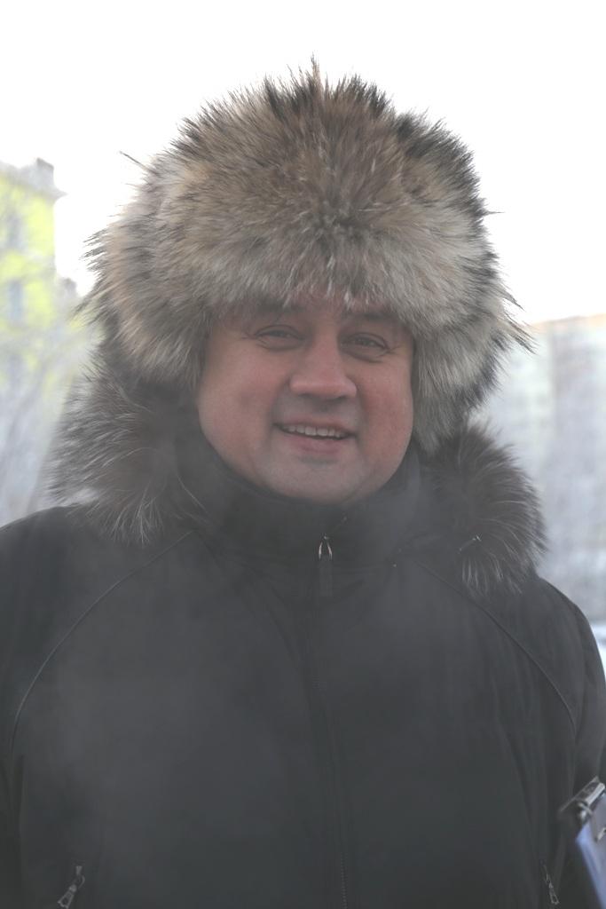 Глава города Норильска Ринат Ахметчин: «Гости Норильска делились идеей привезти в Норильск своих туроператоров, чтобы они предлагали туристам поездки в Норильск, а не в Европу».