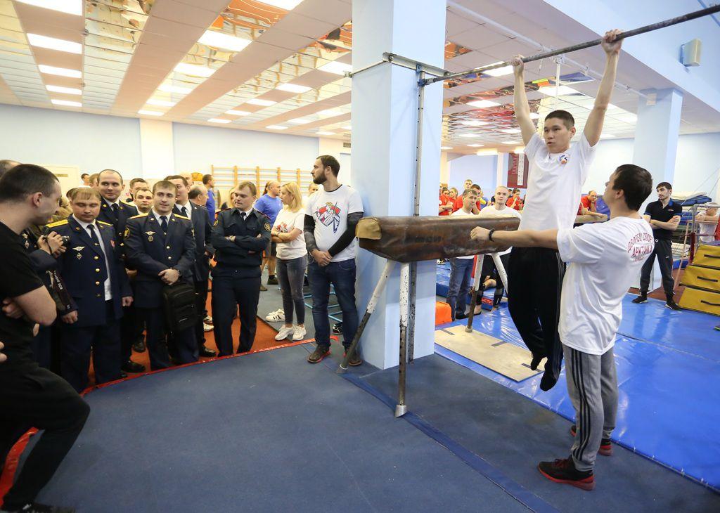 В Норильске открылся V фестиваль культуры и спорта среди силовых и юридических ведомств Красноярского края, расположенных за полярным кругом.