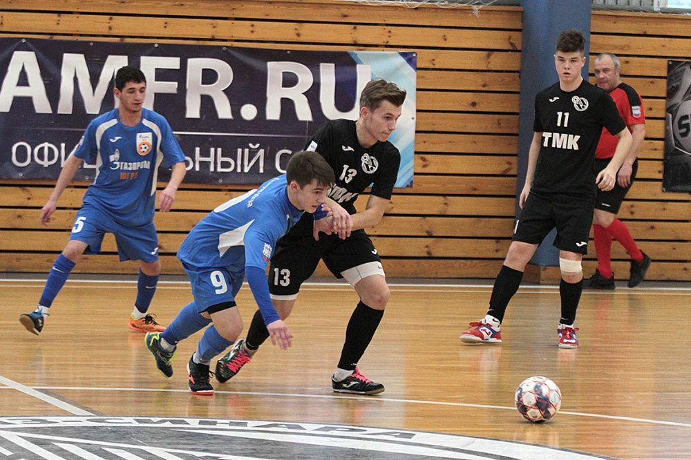 Норильчане стартуют в новой юношеской лиге по мини-футболу.