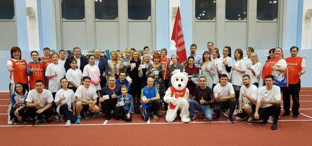 В Норильске прошёл второй Арктический турнир ГТО с участием норильчан и таймырцев.