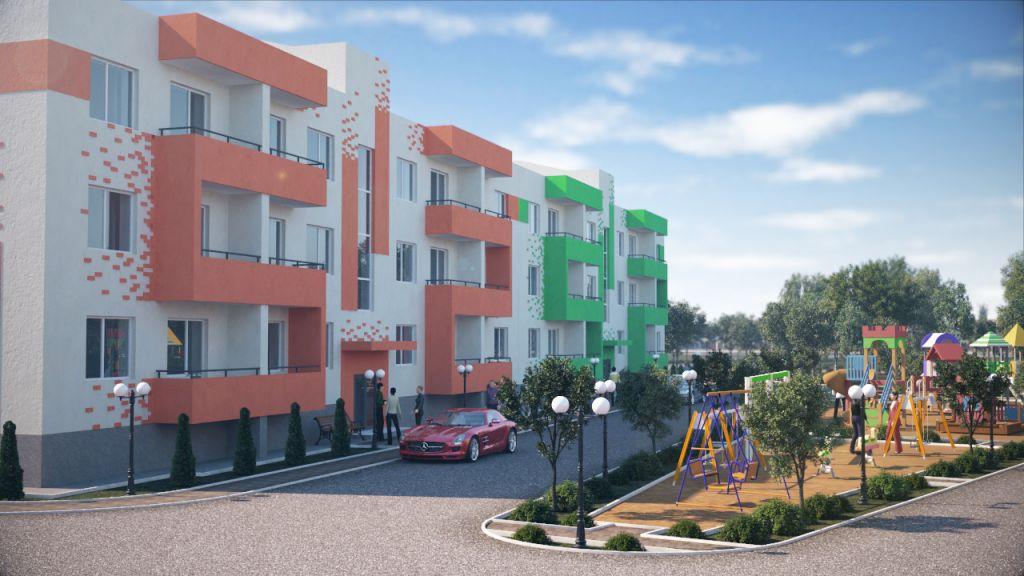 Квартира в жилом комплексе «Серебряный берег» города Ейска - это отличный баланс цены и качества.