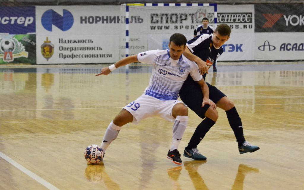 МФК «Норильский никель» в эти выходные сыграет с «Ухтой».