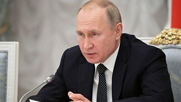 «Формальный подход исключён». Путин об организации 75-летия Победы.