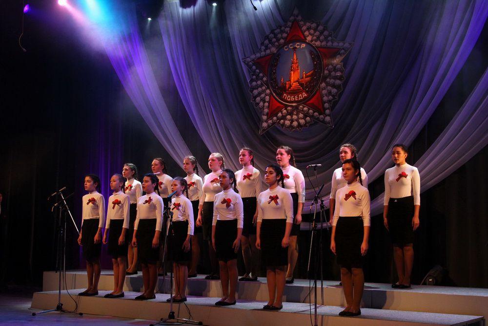 Норильский колледж искусств учредил конкурс детских хоровых коллективов школ «Споём о войне».