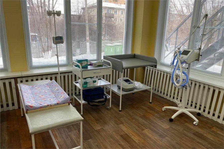 В помощь родителям: в Красноярске открылось первое отделение для неизлечимо больных детей.