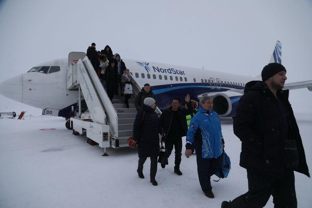Авиакомпания NordStar информирует о временном изменении расписания полетов из Норильска.