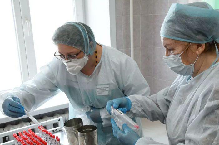 Оперативная информация по коронавирусу в Красноярском крае на сегодняшнее утро.
