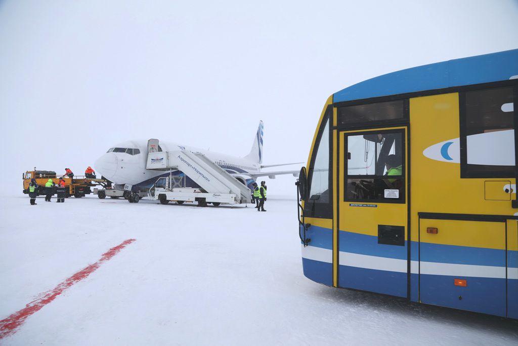 Встречать прилетающих не надо! Аэропорт «Норильск» вводит особый режим работы для профилактики распространения вируса.